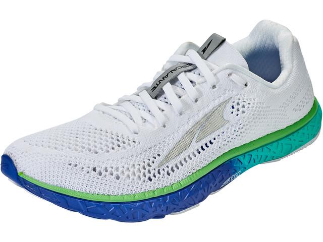 Altra Escalante Racer Running Shoes Women white/green